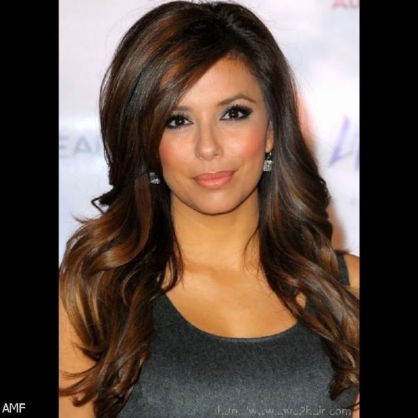 Brown Hair Color 2015 Highlighs Trend Pictures to pin on Pinterest