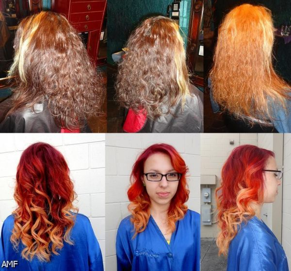Dark Brown Red Hair With Blonde Highlights – Shopping Guide