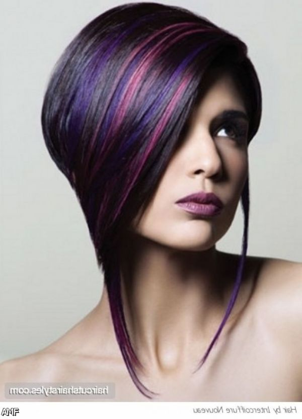 Dark Purple Red Black Hair 2015-2016Dark Purple Red Black Hair