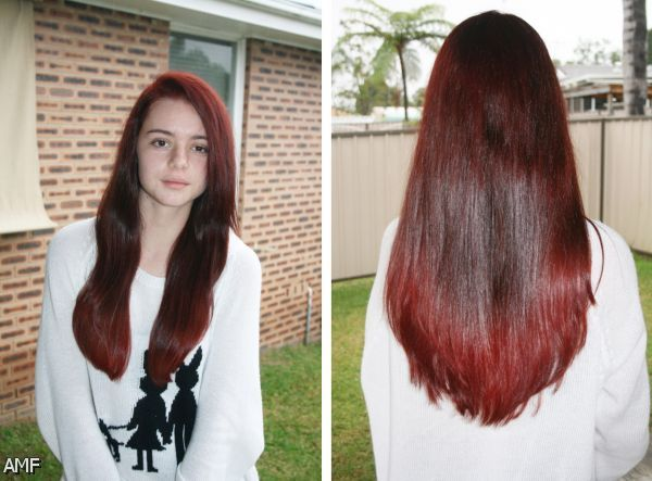 Dark Red Brown Hair Color 2015-2016 | Fashion Trends 2015-2016