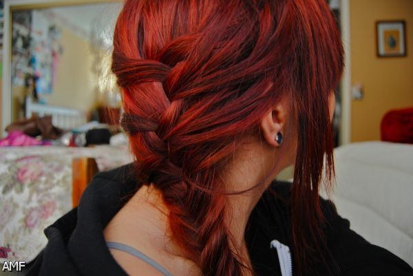 dark red hair photography 20152016 fashion trends 20162017