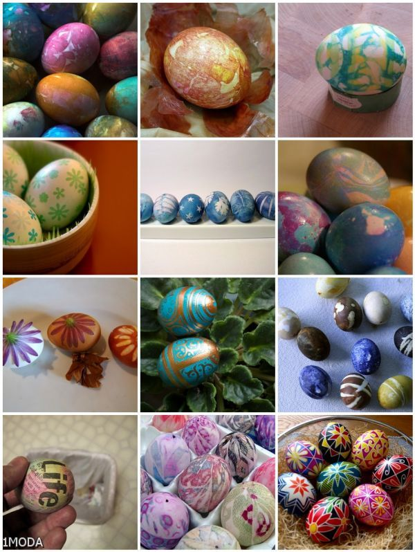 Easter Eggs Coloring Ideas 2015 2016 Fashion Trends 2016