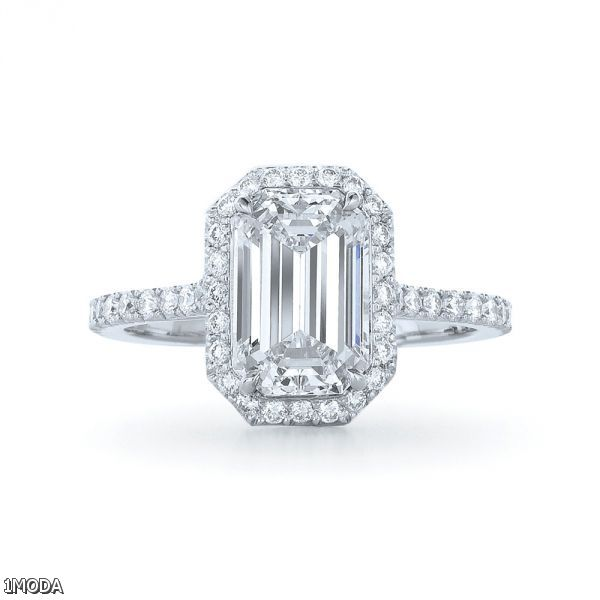 emerald cut engagement rings 2015 2016 fashion trends