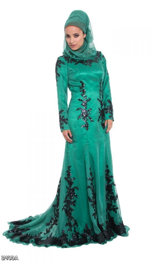 Formal Prom Dresses Green 108