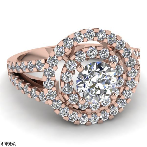 Engagement Rings For Women Gold And Diamond 20152016  Fashion Trends