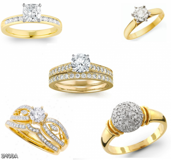 Wedding Ring Designs Engagement Rings For Women Gold And Diamond 2015 2016 Fashion Trends