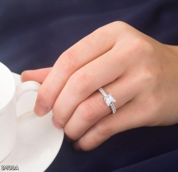 Engagement Rings In Which Hand: Engagement Rings For Women On Finger