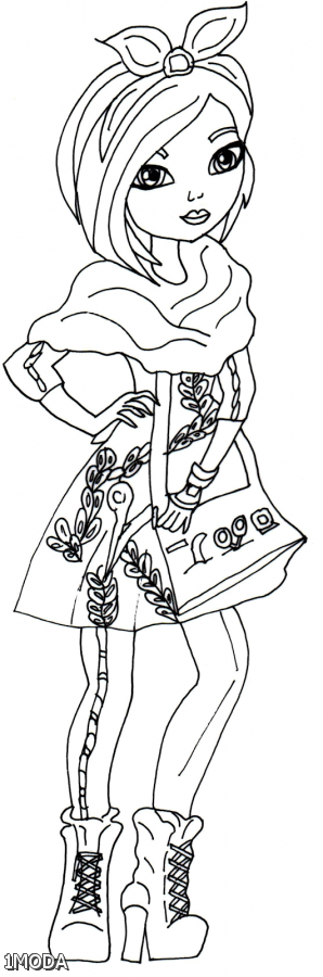 20+ Free Printable Ever After High Coloring Pages ...   900x298