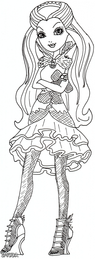 Ever After High Coloring Pages Shopping Guide We Are Number One