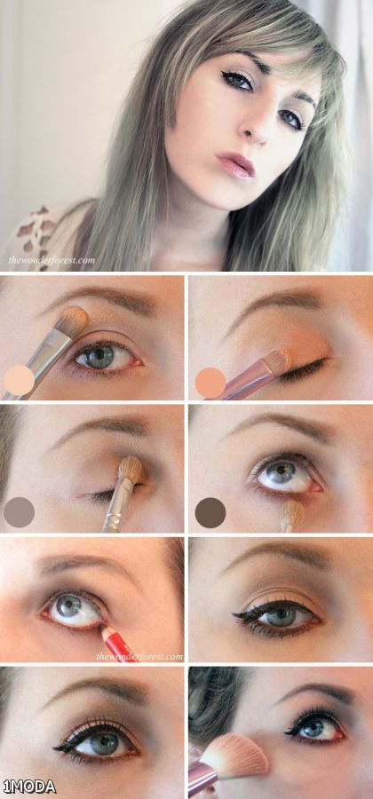 eye makeup for brown eyes natural look 20152016 fashion