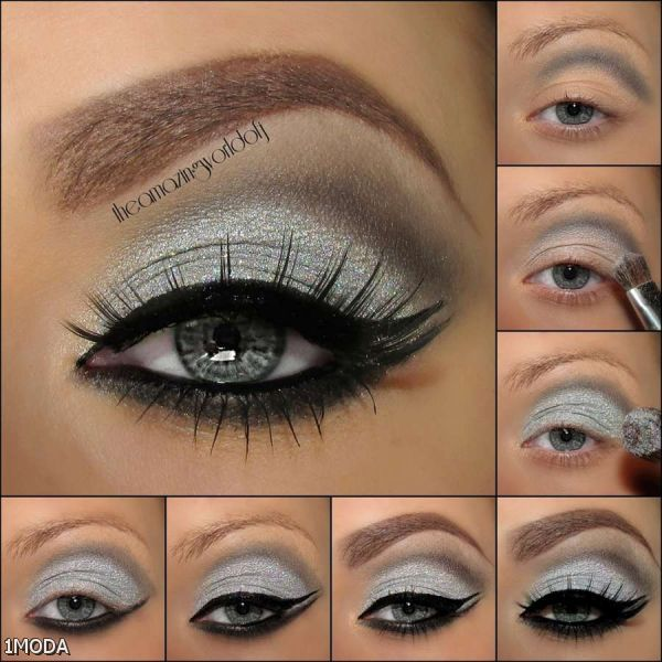 Eye Makeup Step By Step 2015 2016 Fashion Trends 2016 2017