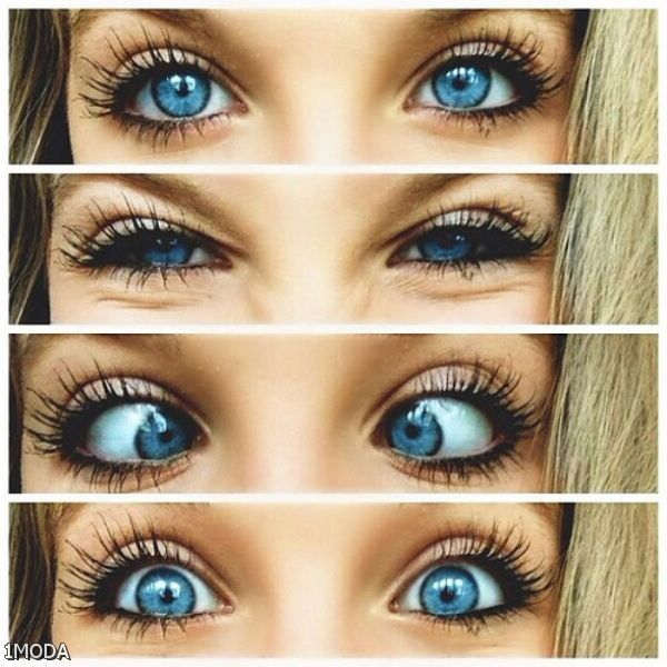 eye makeup tumblr blue eyes 20152016 fashion trends