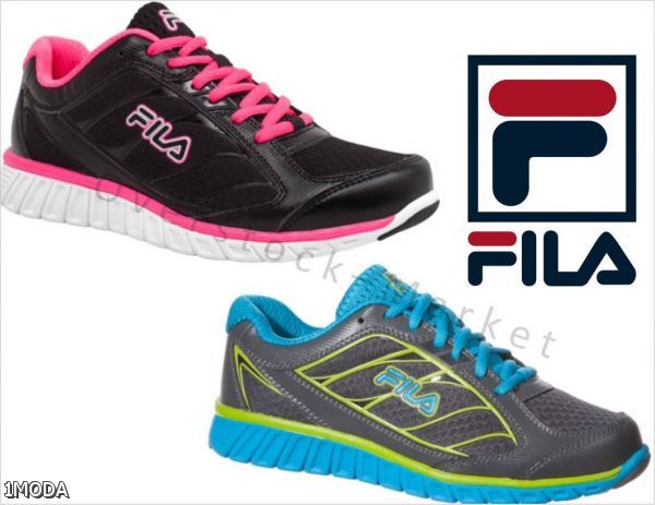 Fila Castlerock/Lime Punch/Neon Pink Finest Hour Womens Shoes