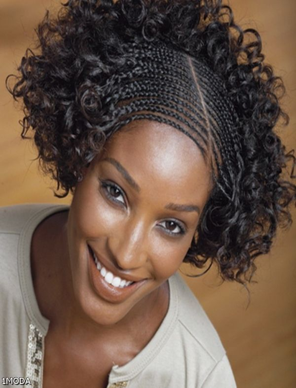 French Braid Hairstyles For Black Women 2015-2016 ...