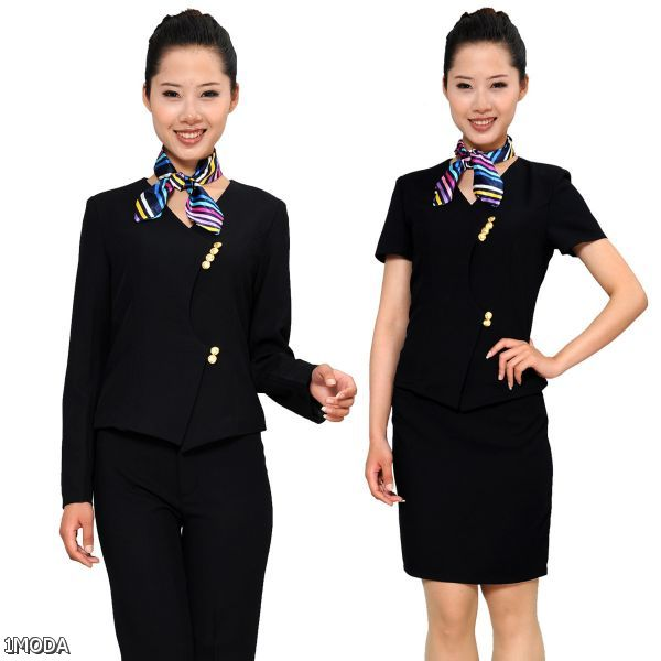 Front office uniform design 2015 2016 fashion trends for Office uniform design 2016