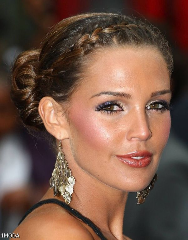 Hairstyle With Braids : How To Do Hairstyles Against Wish Hairs breadth How To Lovely S And ...