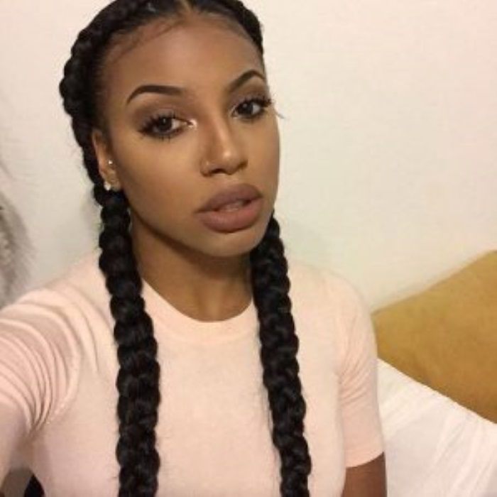25 French Braid Bun Hairstyles For Black Women Shopping Guide We Are Number One Where To Buy Cute Clothes