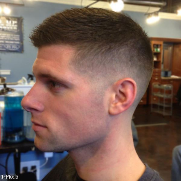 lately the fade haircut is one that is usually accompanied on haircuts