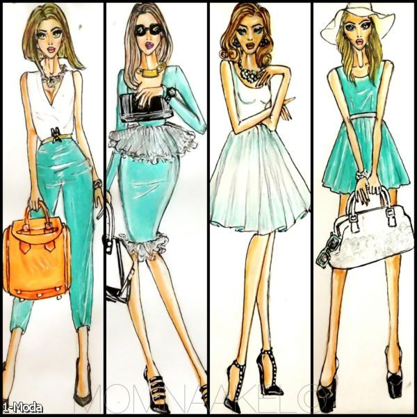 Fashion Designers Sketches 2015 2016 Fashion Trends 2016