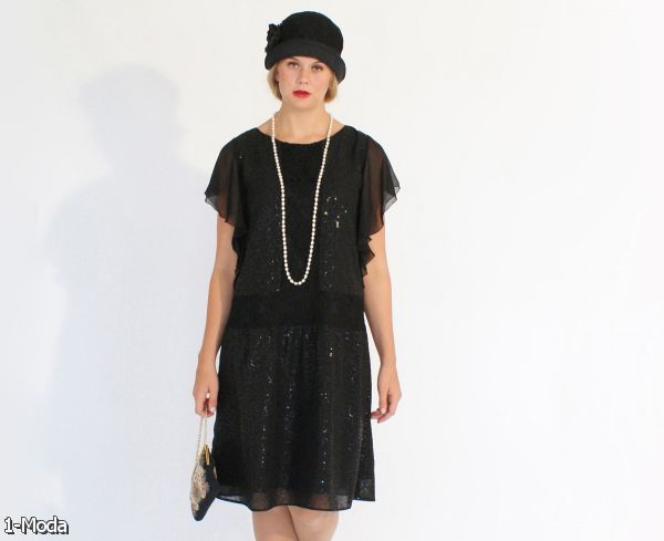 Flapper Dress 1920 Vintage 2015-2016 | Fashion Trends 2014-2015
