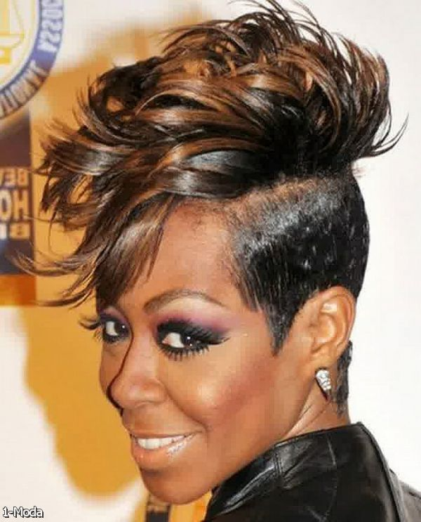 Top Mohawk Hairstyles for Black Women 2015-2016 Fashion Trends 2016 ...