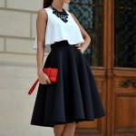 Купить_summer_style_2015_new_skirts_womens_falda_black_simple_skirt_casual_fashion_style_leisure_shopping_ladies_skirt_с_бесплат