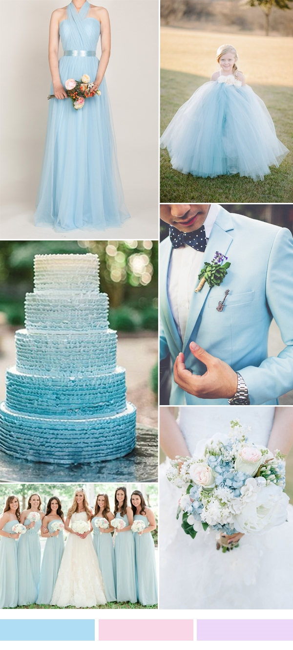 Wedding colors for fall 2016-2017 | Fashion Trends 2016-2017