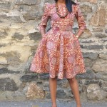 African_Print_Dress_Jackie_O_Dress_by_CHENBURKETTNY_on_Etsy_African_Clothing_Pinterest