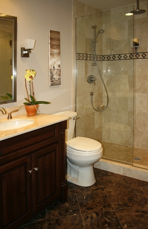 Bathroom remodel ideas 2016 2017 fashion trends 2016 2017 for Small bathroom makeover ideas