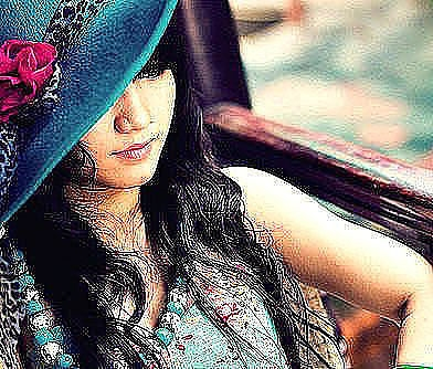 Cool and stylish profile pictures for facebook for girls ... Stylish Cool Girl With Hat