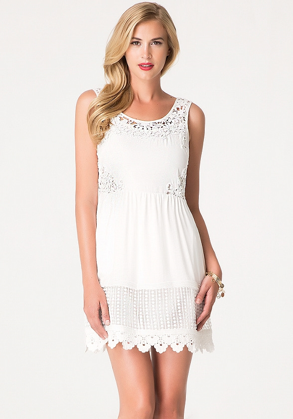 Crochet__amp;_Macrame_Dress