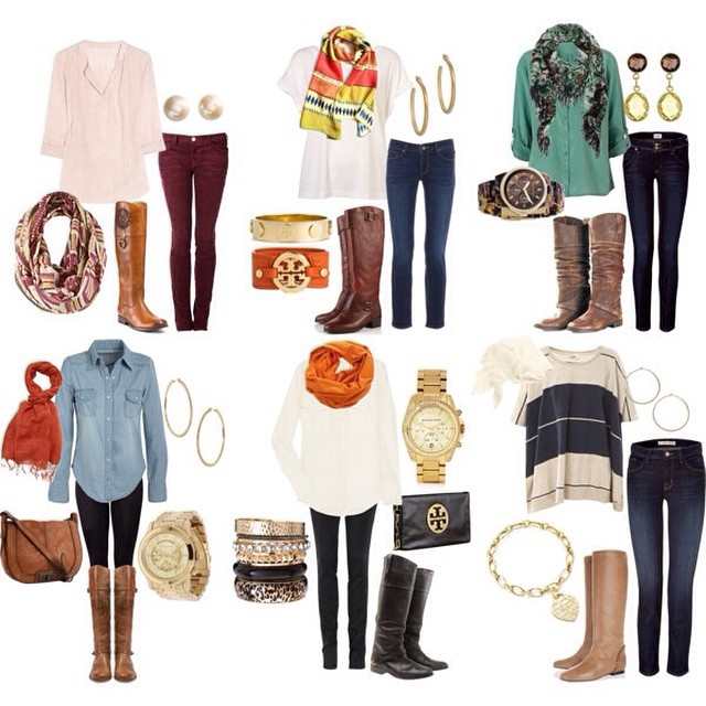 Outfits Cute for school in fall