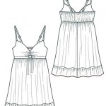 Dress_Designs_Drawings_Easy