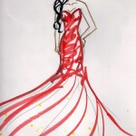 Dress_Drawing_Tumblr_Photo,_Image_Gallery_-_Picturemob.com