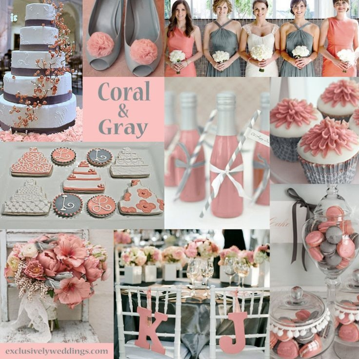 Wedding colors for fall 2016 2017 fashion trends 2016 2017 for Wedding color scheme ideas