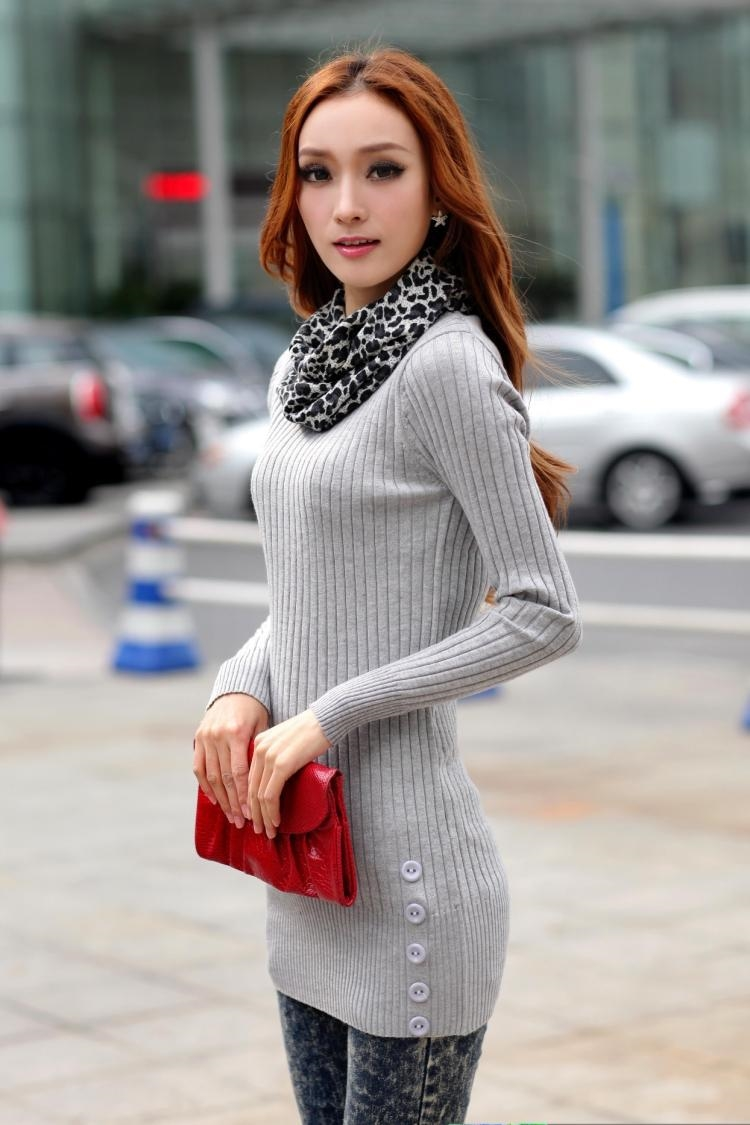 Korea Fashion Girl Winter