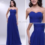 Made_Of_Honor_Dresses_Blue_Images__amp;_Pictures_-_Becuo