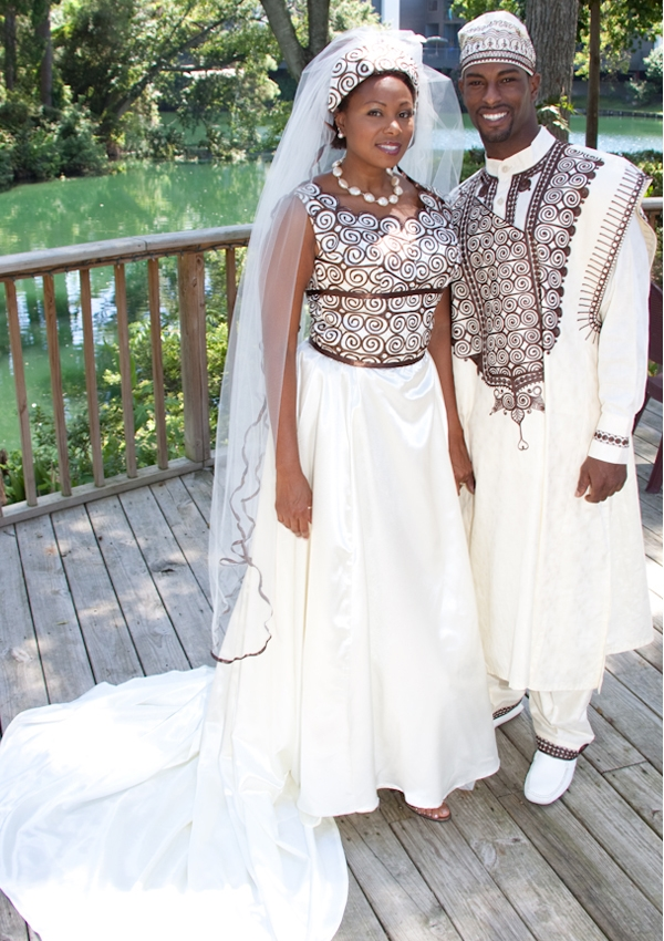 South African Traditional Outfits For Weddings Fashion