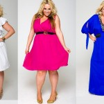 Plus_Size_White_Party_Dress_With_Sleeves_Dresses_Trend