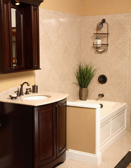Bathroom remodel ideas 2016 2017 fashion trends 2016 2017 for Small bath remodel ideas