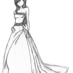 Sketches_of_Dresses_Drawings_of_Dresses_images