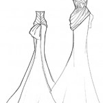 The_Best_Drawings_For_Fashion_Designer_Dresses_HP_Blusukan