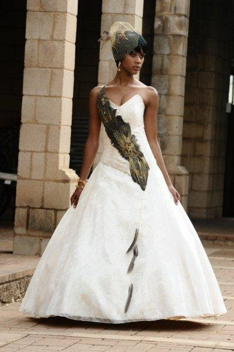 Tswana Traditional Wedding Attire Fashion Trends