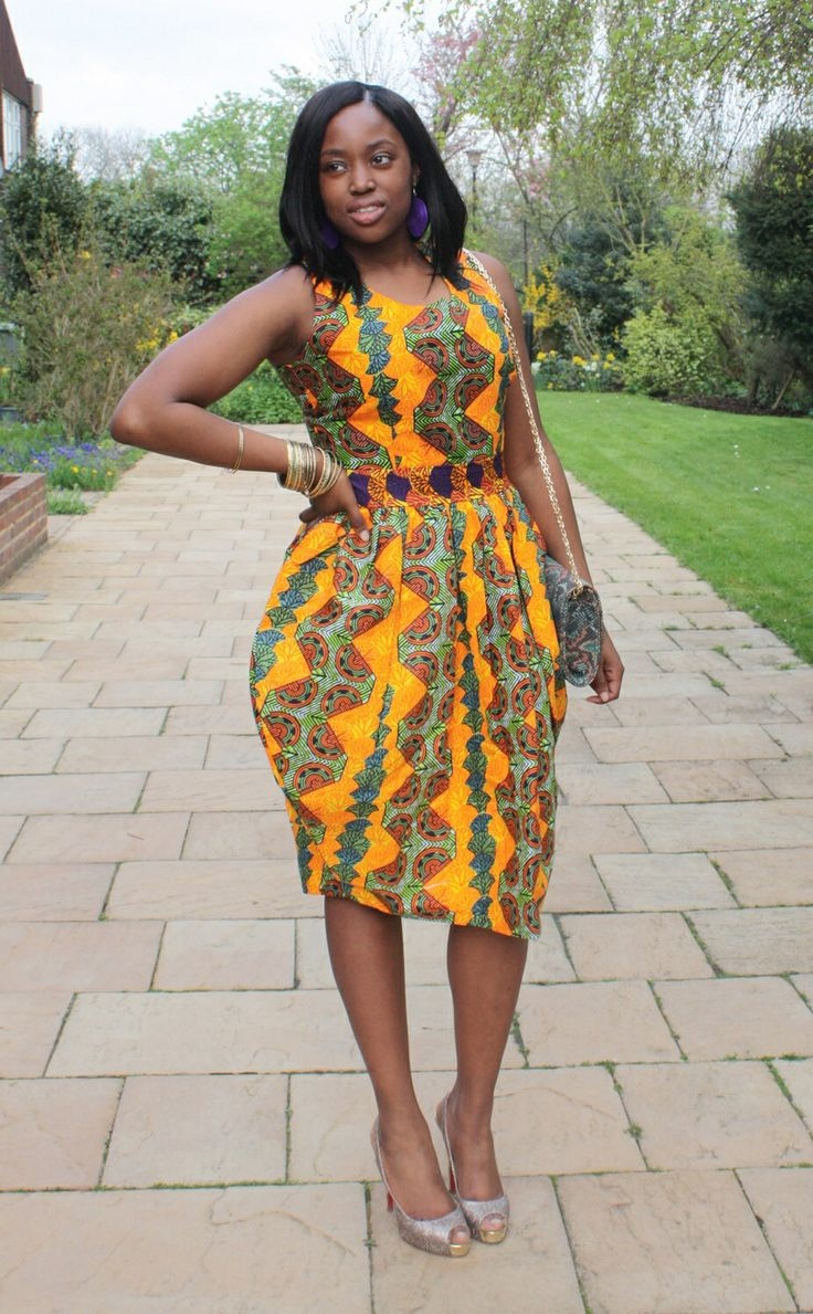 Plus Size African Traditional Dresses Fashion Trends 2016 2017