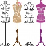 fashion_mannequins,_vector_set_-_Векторная_графика_beaubelle_(_2130978)_Stockfresh