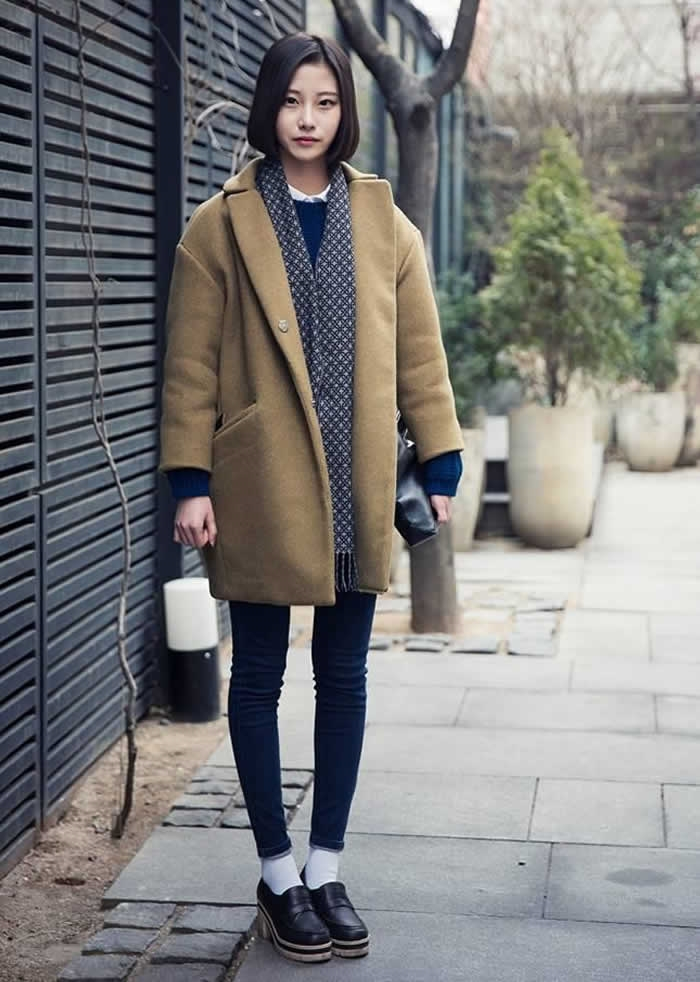 Korean winter style 2016-2017 | Fashion Trends 2016-2017