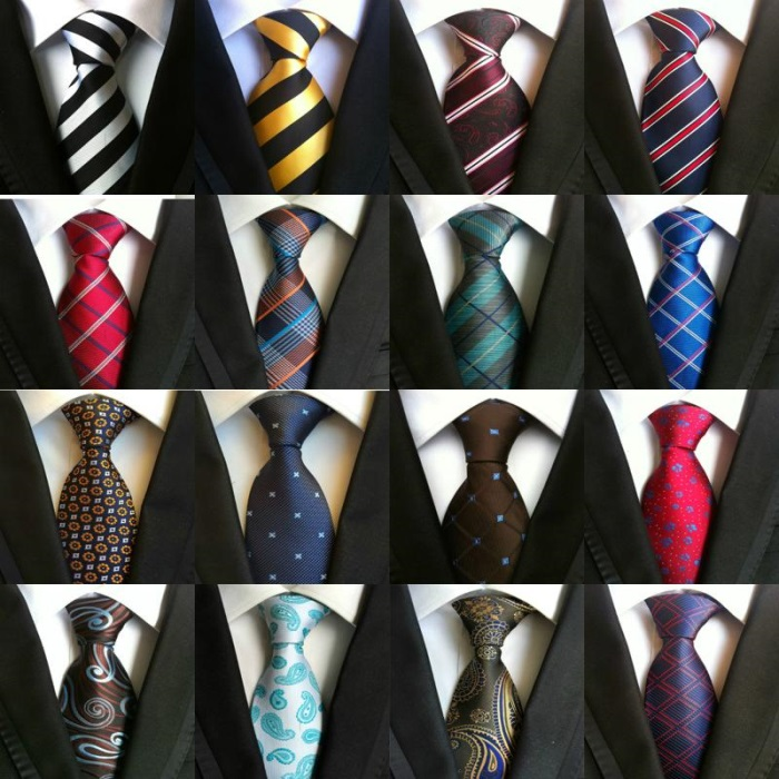Tie Styles: 25+ Mens Ties Fashion Style