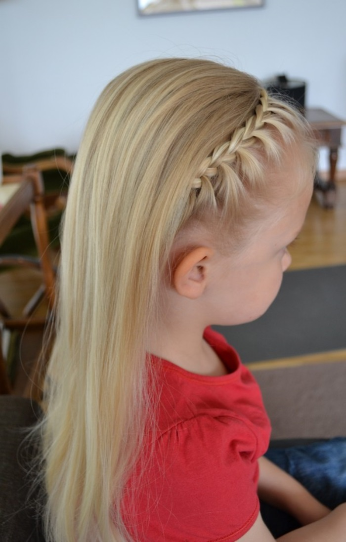 35 French Braid Hairstyles For Kids Shopping Guide We