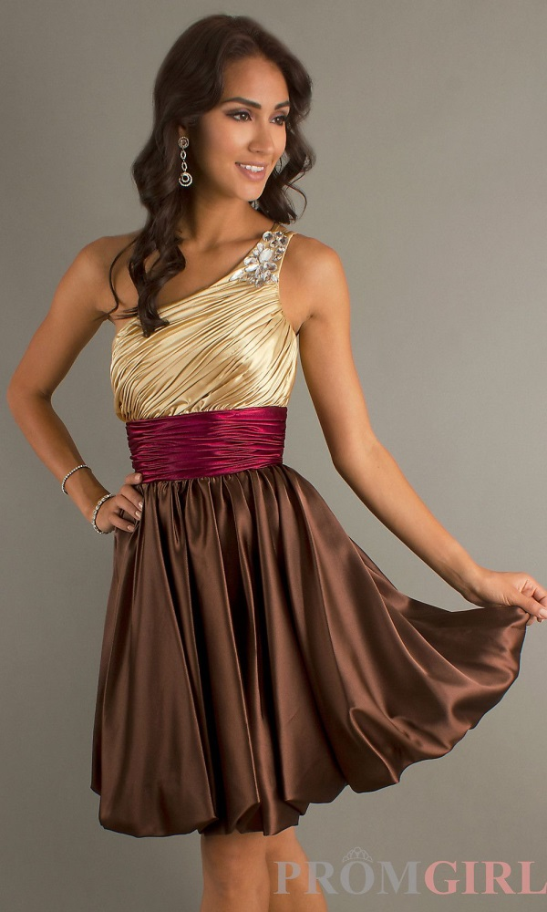 42dbe22690 Shop short prom dresses and short cocktail dresses at PromGirl. Short formal  dresses