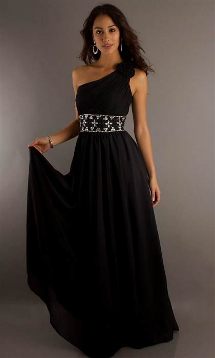 black dresses for homecoming
